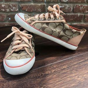 Coach signature Barrett sneakers